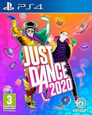 Just Dance 2020 videogioco Ps4 italiano Playstation 4 nuovo sigillato