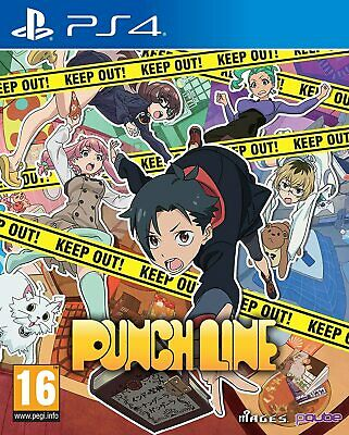 Punchline (PS4 PlayStation)