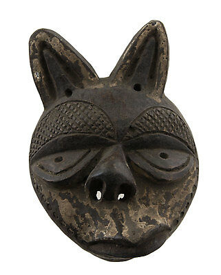 Mask African Passport Case Terracotta Earth Cotta Art First 1151 - E9B