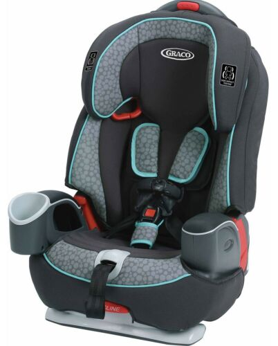 Graco Baby Nautilus 65 3-in-1 Harness Booster Car Seat Child Safety Sully NEW