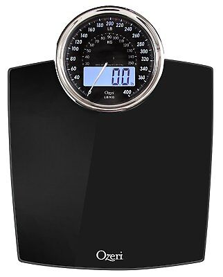 Digital Body Weight Scale Electronic LCD Dial Bathroom Health Fitnes- -