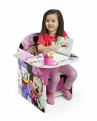 Disney Small Chair And Table Desk For KIds Toddler Wooden Set Activity Art