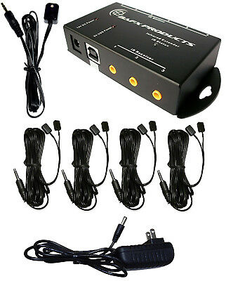 BAFX Products IR Remote Control Extender/IR Repeater Kit / B