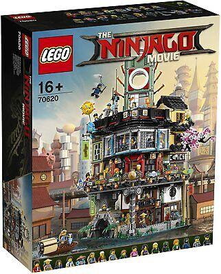 LEGO Ninjago 70620 NINJAGO City NEU & OVP Blitzversand