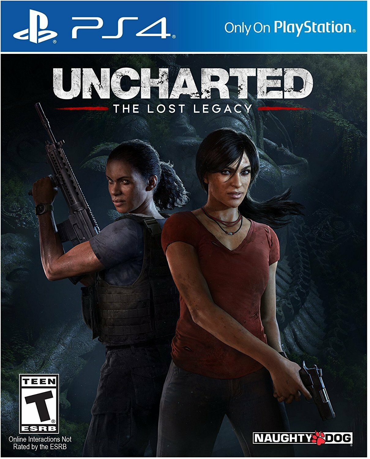 Uncharted The Lost Legacy Playstation 4 Exclusive PS4 Pro Console New Ships Fast