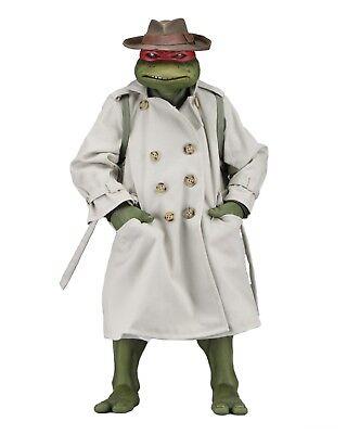 Teenage Mutant Ninja Turtles - 1/4 Scale Action Figure - Disguised Raphael NECA (Teenage Turtles)