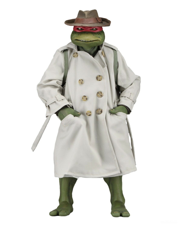 Teenage Mutant Ninja Turtles - 1/4 Scale Action Figure - Disguised Raphael NECA
