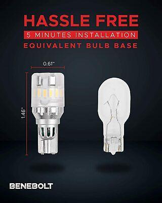 921 LED Bulb - Also as 912 LED bulb for Super Bright backup lights 2 pk