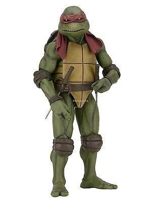 Teenage Mutant Ninja Turtles  14 Scale Action Figure  Raphael  NECA
