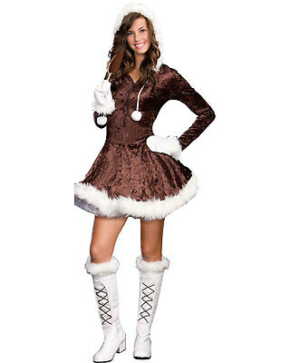 Morris Costumes Women's Eskimo Cutie Pie Junior XS. RL6041JXS (Pie Costumes)