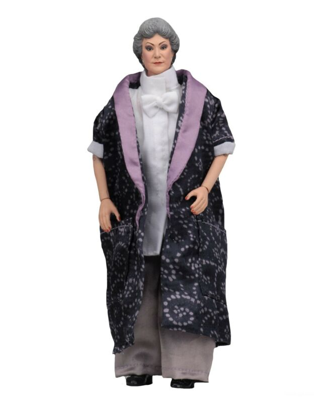 "Golden Girls - 8"" Clothed Action Figure – Dorothy - Neca"