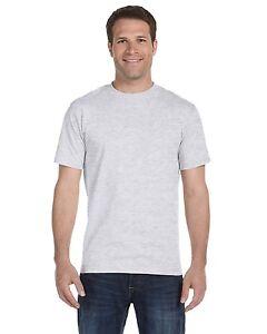 Hanes Men's ComfortSoft Heavyweight 100% Cotton Tagless T-Shirt 5280