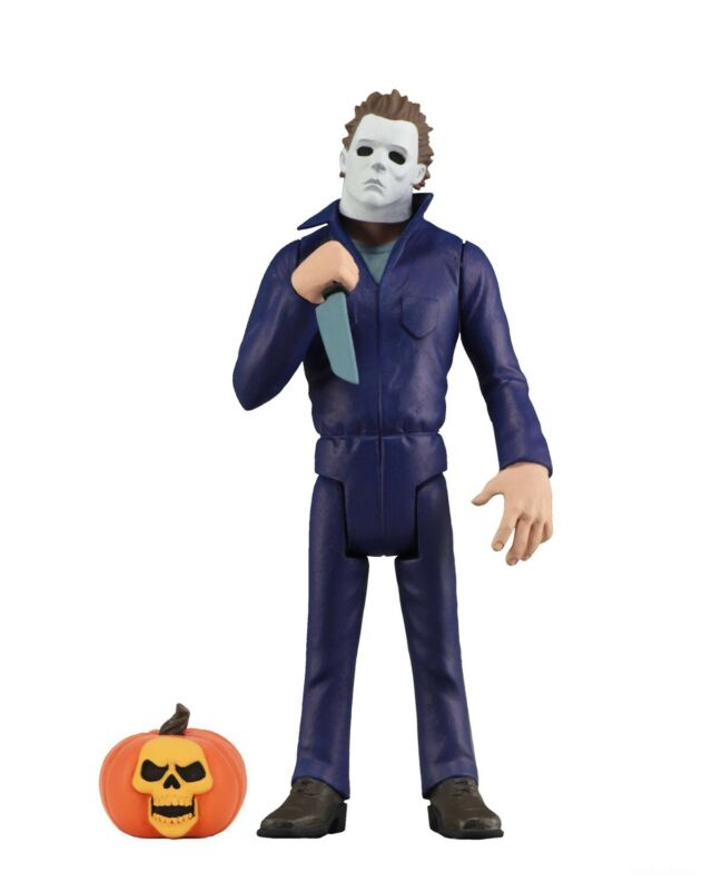 "Toony Terrors - Series 2 - Halloween 2 - 6"" Action Figure - Michael Myers - NECA"
