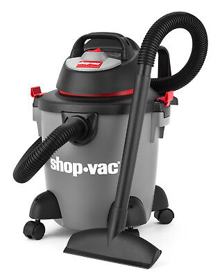 Shop-vac 5982500 5 Gallon 2.0 Peak Hp Wet Dry Vacuum