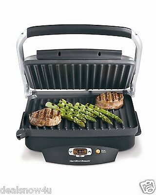 Indoor Searing Meats Grill Nonstick Somers Steaks Sandwiches Burgers Sausages