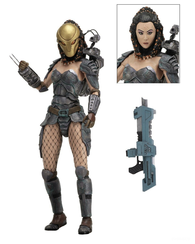 "Predator - 7"" Scale Action Figures - Series 18 Assortment - Machiko - NECA"