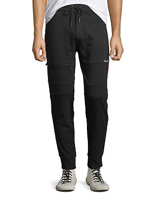 Tour De Pants ($595 Purple Label Mens Black Tour De Ralph Lauren Cycling Track Pants Jogger NWT)
