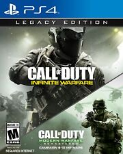 Activision Call Of Duty: Infinite Warfare Legacy With Cup (PS4) - French