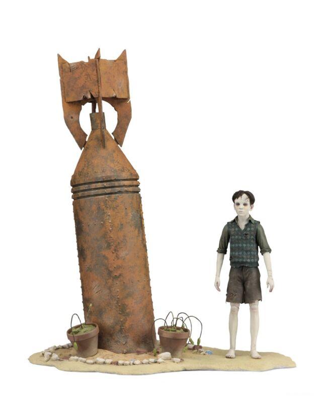 """Guillermo Del Toro - The Devil's Backbone – 7"""" Scale Figure – Santi - Neca"""