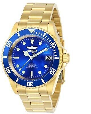 - Invicta 24763 Men's Pro Diver Blue Dial Automatic Dive Watch
