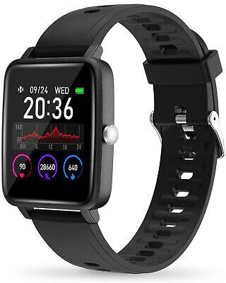 reloj inteligente Bluetooth Deporte Rastreador IP68 impermeable para Android iOS