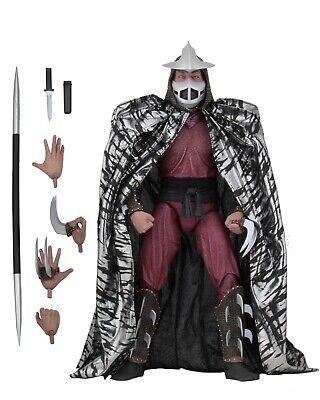 Teenage Mutant Ninja Turtles 1/4 Scale Action Figure - The Shredder - NECA