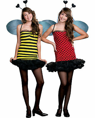 Buggin' Out Reversible Costume Teen Junior Sizes Dreamgirl 6020