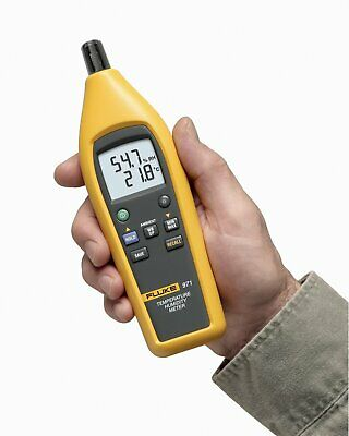 Fluke 971 Temperature Humidity Meter F971