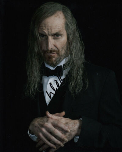 DENIS O'HARE AMERICAN HORROR STORY SIGNED 10X8 PHOTO AFTAL & UACC [14906]