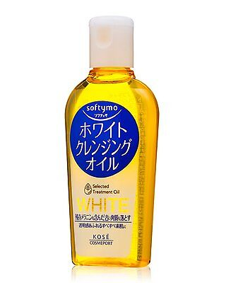 KOSE Softymo Blanco Aceite Limpiador 60ml Hecho en Japón Importación
