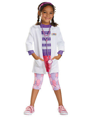 Toddler Doctor Costumes (Morris Costumes Toddler Doctor Deluxe 3T-4T.)