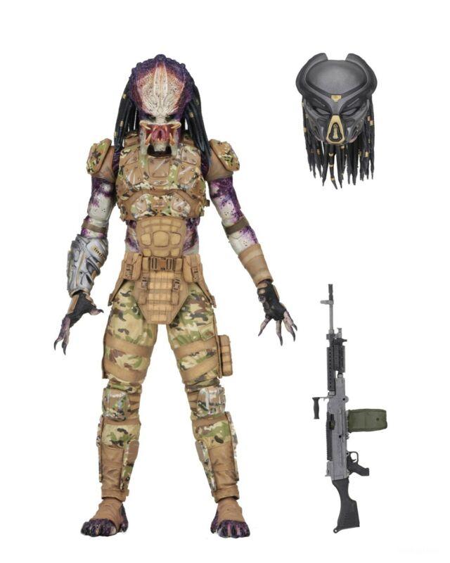 "Predator (2018) - 7"" Scale Action Figure - Ultimate Emissary #1 - Neca"
