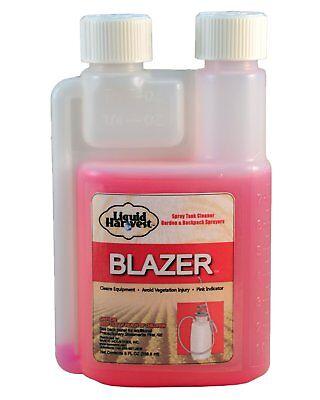 Garden Spray Tank - Liquid Harvest Blazer- Garden Spray Tank Cleaner, 8 Ounce
