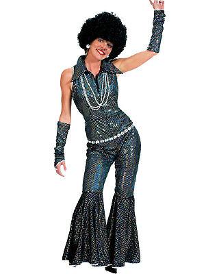 Morris Costumes Women's Retro 1970S Boogie Queen Adult Costume S. FF749888](1970 Halloween Costumes/women)