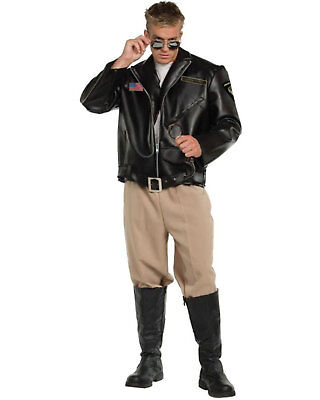 Morris Costumes Men's Cops & Convicts Highway Complete Outfit One Size. UR29044](Cop Outfit For Men)