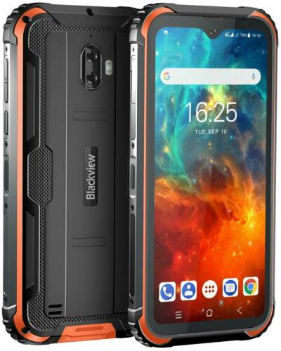 "Blackview BV5900 3GB+32GB Outdoor Handy 5.7"" 4G Smartphone Ohne Vertrag 5580mAh"