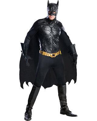 Villain Superhero Costumes (Morris Costumes Men's Superheroes & Villains Batman Grand Heritage L.)