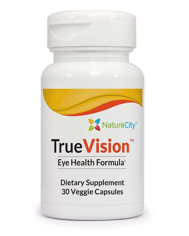 TrueVision– Retina & Eye Support Supplement with Lutein, Z