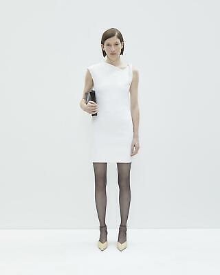 Helmut Lang Twist Tank Dress, $485 NEW, Size US 6