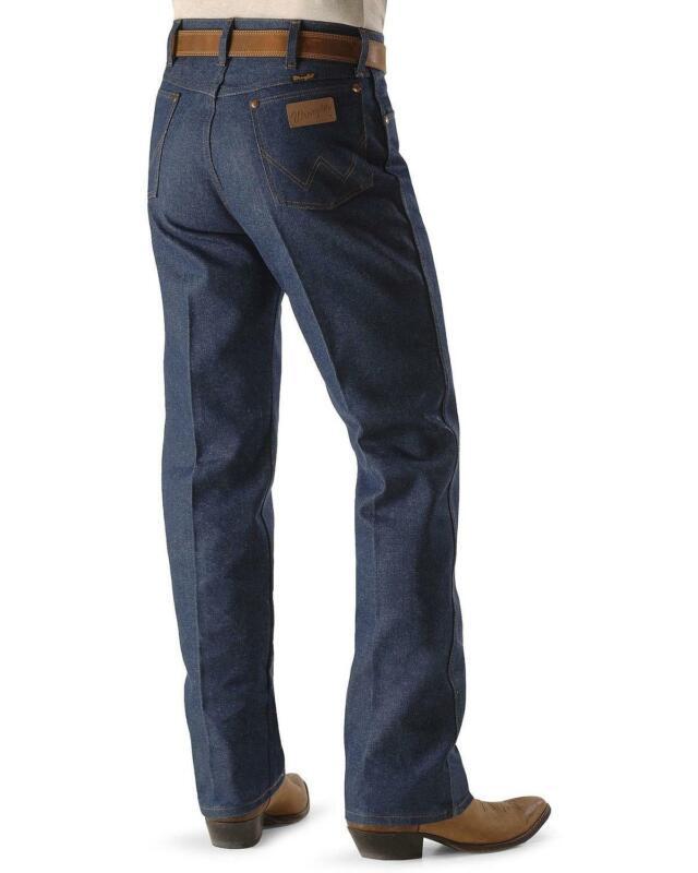 Wrangler 13mwz Cowboy Cut Rigid Original Fit Jeans - 0013mwz_x7