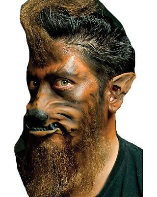 Werewolf Costume Spirit Halloween (Morris Costumes New Hand Painted Tip Werewolf Woochie Spirit Latex Ears.)