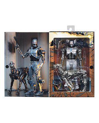 ROBOCOP VS THE TERMINATOR ENDOCOP & TERMINATOR DOG action figure 2 pack NEW!