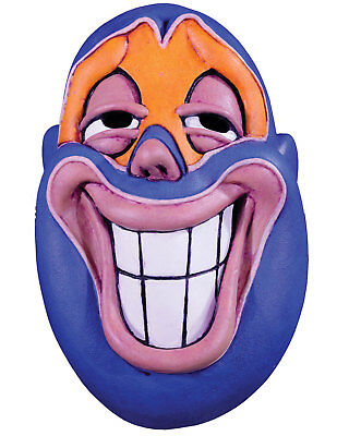 Morris Costumes Adult Realistic Superhero Beasto Latex Mask One Size. MATTGM107 (Superhero Costumes Realistic)