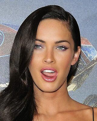 Megan Fox 8X10 Sexy Headshot