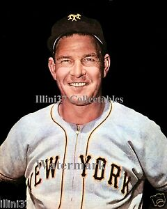 MEL-OTT-NEW-YORK-GIANTS-BASEBALL-8x10-COLOR-PHOTO-3