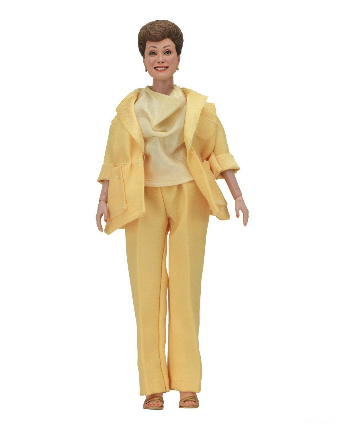 "Golden Girls - 8"" Clothed Action Figure – Blanche - NECA"