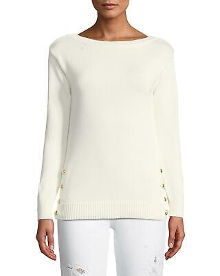 Chunky Collection - $850 Ralph Lauren Purple Label Collection Boat Neck Chunky Crest Knit Sweater