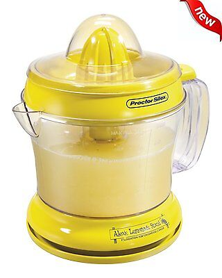 Electric Citrus Juicer Orange Fruit Lemon Squeezer Extractor Juice Press Machine