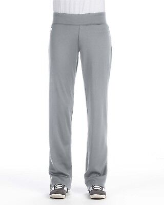 Russell Athletic Womens Tech Fleece Mid Rise Loose Fit Pant FS5EFX Size - Russell Athletic Tech Fleece