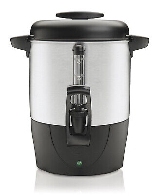 40 Cup Coffee Urn And Hot Beverage Dispenser